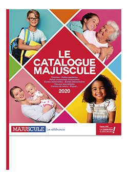 catalogue fournitures de bureau Majuscule